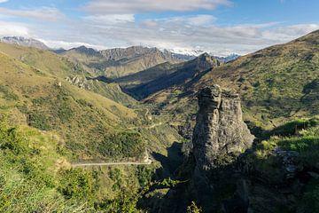 Skippers Canyon Road, Neuseelands gefährlichste Straße von Linda Schouw