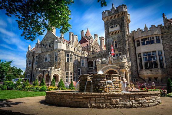 Casa Loma, Ontario, Canada van Timo  Kester