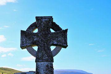 Schotland, Keltisch kruis.  von Marian Klerx
