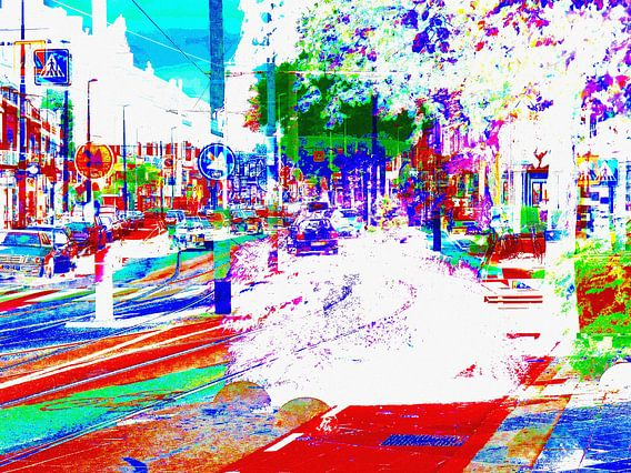 Urban Mix 4 van MoArt (Maurice Heuts)