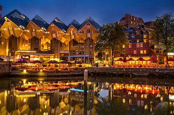 Oude haven Rotterdam van Eisseec Design