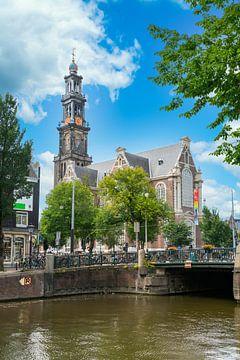 die Westerkerk in Amsterdam von Ivo de Rooij