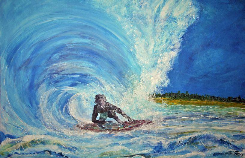 Surfer van Matthias Rehme