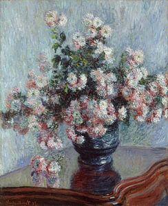 Chrysanten, Claude Monet