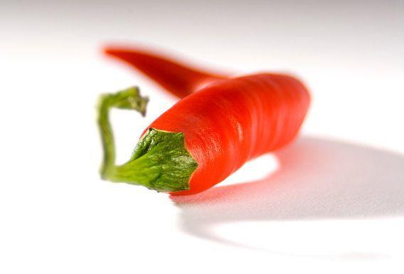 Rode peper van Patrick LR Verbeeck