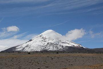 Chimborazo von René Boeff