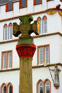 Market Cross in Treves