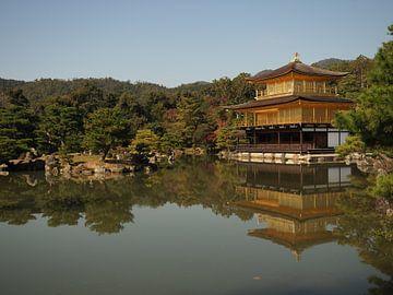 Goudenpaleis Kyoto van eric piel