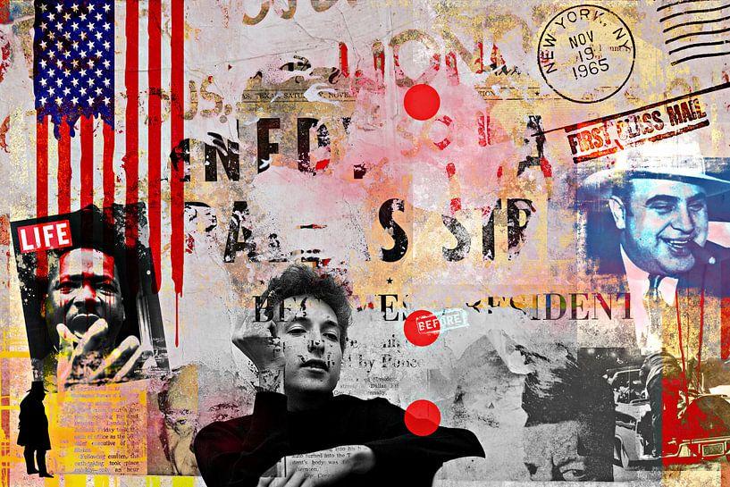 Bob Dylan van PictureWork - Digital artist
