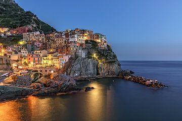 Cinque Terre Italië van Achim Thomae
