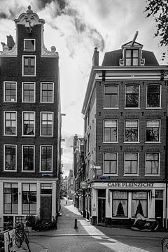 Oudekennissteeg Amsterdam van Peter Bartelings Photography