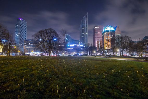 Voorjaar,  Den Haag