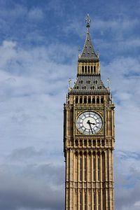 London ...Big Ben V van