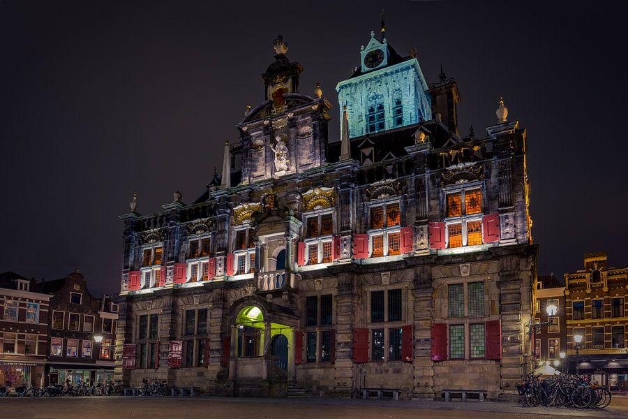 Stadhuis Delft van Michael van der Burg