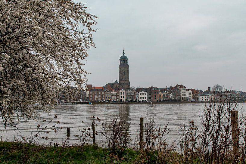 Lebuïnuskerk aan de IJssel, Deventer van Ingrid Aanen