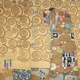Compleet: Negen tekenfilms voor de Eetkamer, Gustav Klimt, Negen tekenfilms voor de Eetkamer, Gustav van Meesterlijcke Meesters