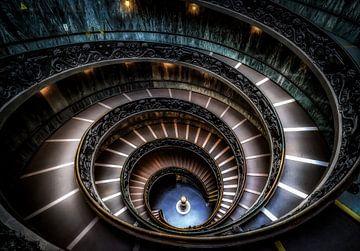 Vatikanmuseum von Mario Calma