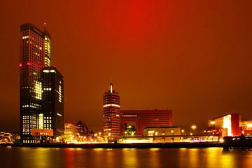 Nordinsel Rotterdam von Diana van Geel