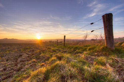 Sunset in March von Kristie Raaijmakers