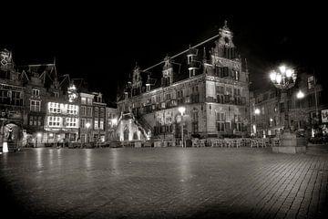 De waagh Nijmegen van Fotografie Arthur van Leeuwen