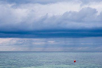 Boje an der Küste der Ostsee von Rico Ködder