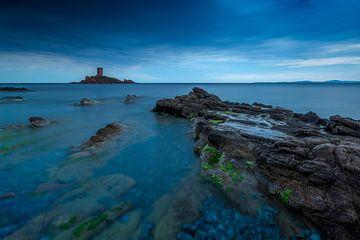 Der Dramont und die Goldene Insel von Yannick Lefevre