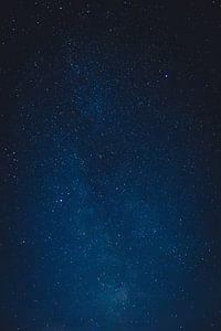 Melkweg boven de Achterhoek van