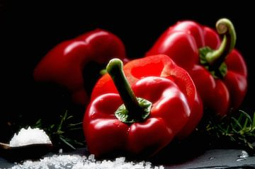 paprika Genuss van Tanja Riedel