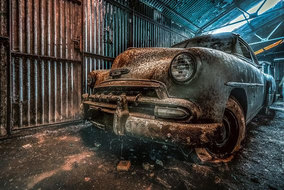 Oude Chevrolet Steyleline