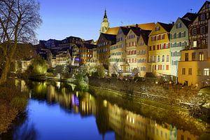 Tübingen aan de Neckar van Patrick Lohmüller