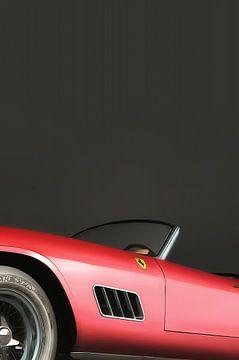 Klassieke auto –Ferrari 250GT