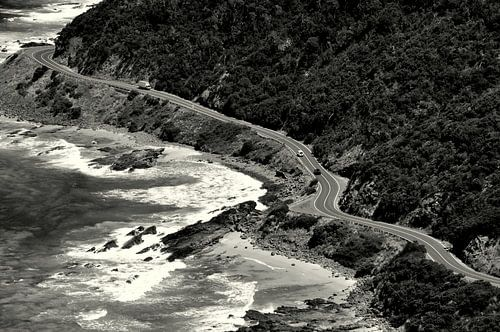 Ocean road von Vladimir Neski