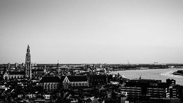 Antwerpen - Stadsgezicht von Maurice Weststrate