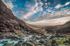 Mahon river van Peter Bijsterveld