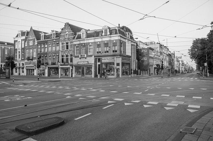 Linnaeusstraat van Hugo Lingeman