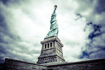 Freiheitsstatue 14 von FotoDennis.com