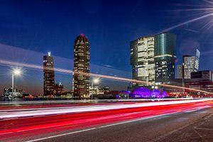 Rotterdam in beweging van Bert Buijsrogge