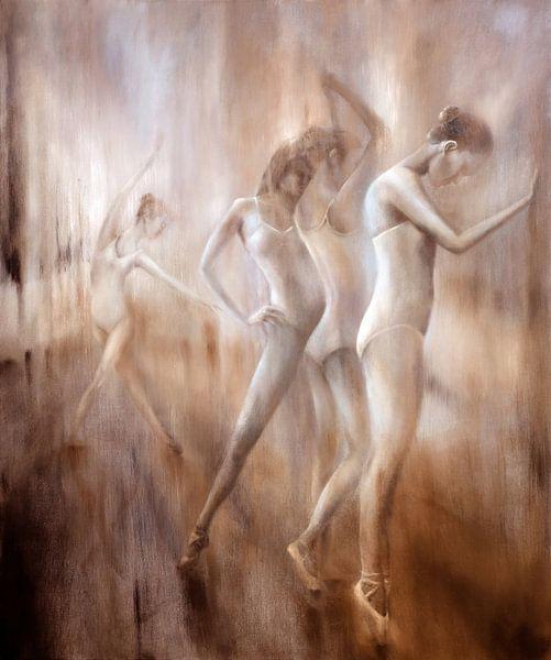 Dancers van Annette Schmucker