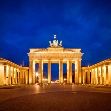 BERLIN Brandenburger Tor von