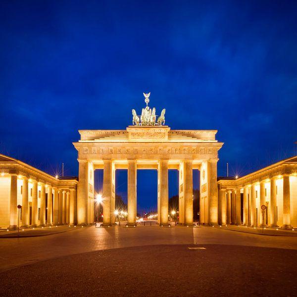 BERLIN Brandenburg Gate van Melanie Viola