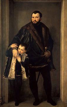 Conte Iseppo da Porto, Paolo Veronese