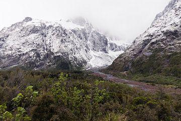 Mystische Berge in Neuseeland von Linda Schouw