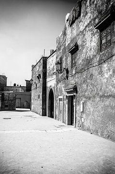 Marrakech street von Ilse Verdonk