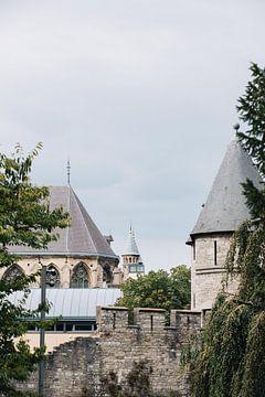 Centre ville de Maastricht sur Quinten Tolboom