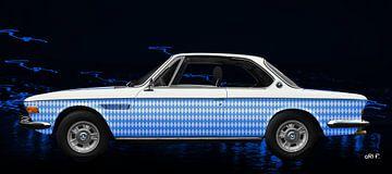 BMW 3.0 CSI (Type E9) van aRi F. Huber