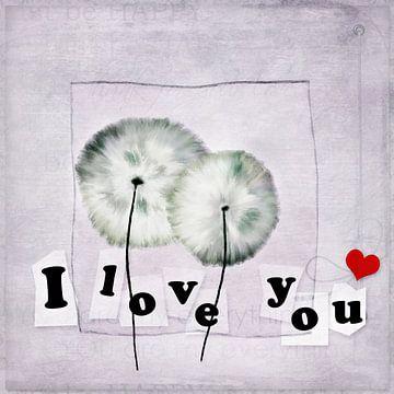Ich liebe Dich van Heike Hultsch