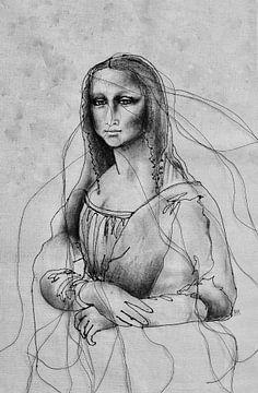 'Mona Lisa, La Giocondo'. van Kim Rijntjes