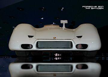 Porsche 917 PA Spyder van aRi F. Huber