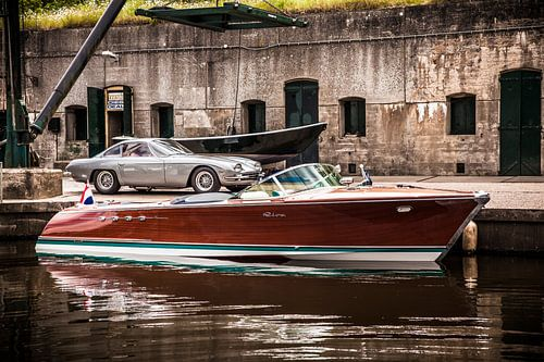 Lamborghini Riva Aquarama von Maurice Volmeyer