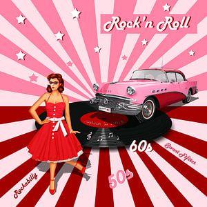 Rock'n Roll van